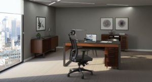 Awesome 3D Office Furniture Animation by UFO 3D