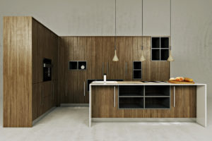 Stunning CGI Modeling for Kitchen Project. View01