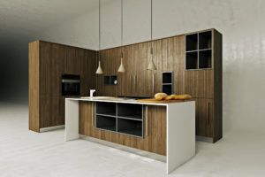 Stunning CGI Modeling for Kitchen Project. View02