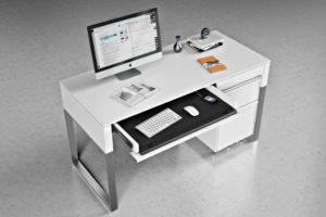 Practical Computer Desk 3D Model