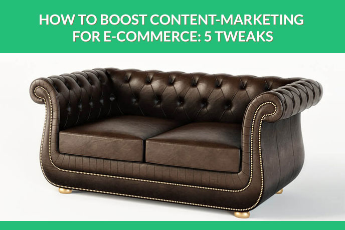 How To Boost The Performance Of A Furniture E-Commerce