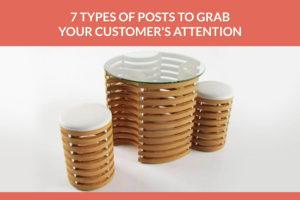 Furniture Marketing Ideas for Social Media Company
