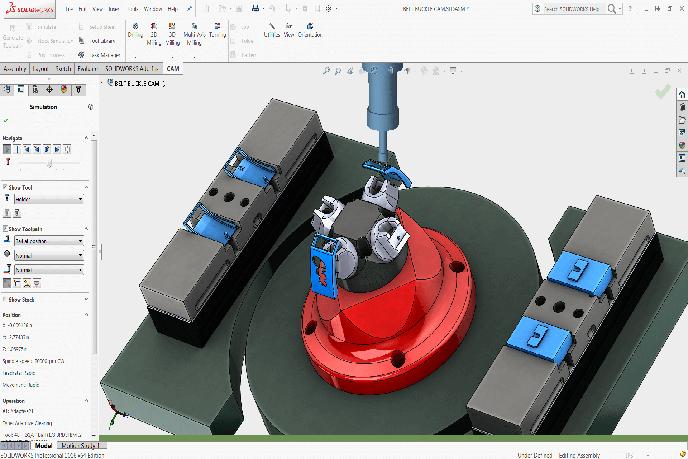 3d modeling for industrial design