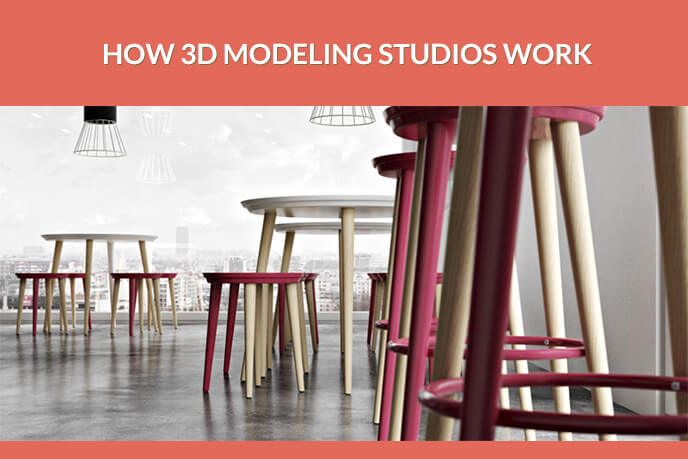 How Does 3D Modeling Studio Work