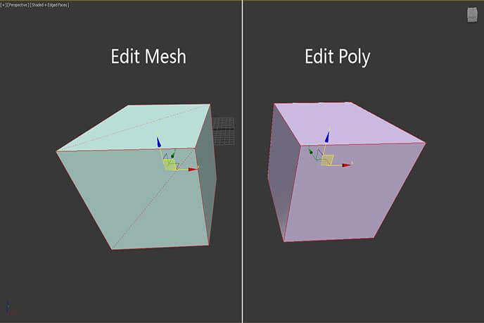 mesh in 3d modeling