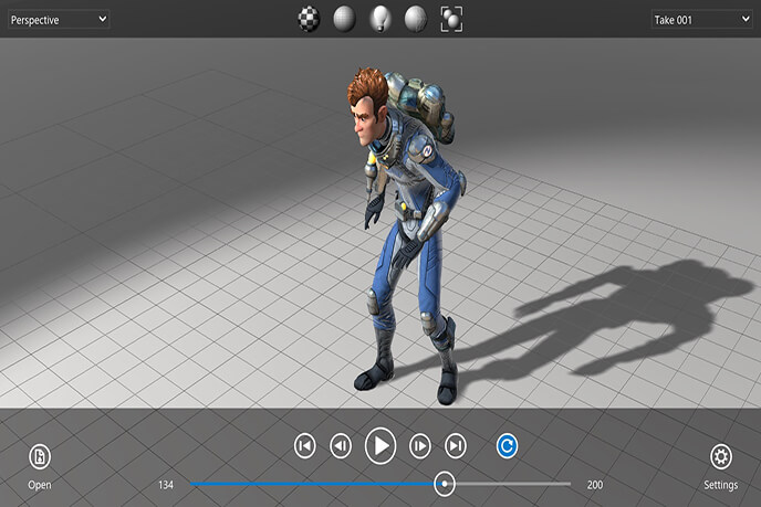 3d modeling for animation and movies