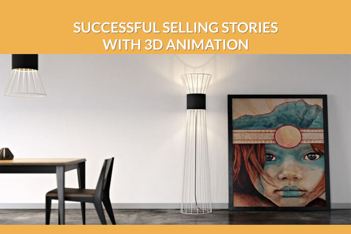 Using 3D Modeling And Animation For Boosting Sales