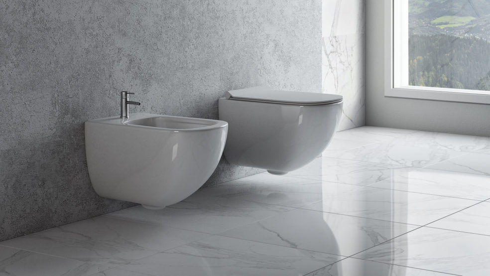 Photorealistic 3D Rendering for Ceramic Sanitary Ware
