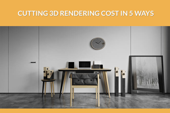 5 Ways To Cut Product Rendering Costs