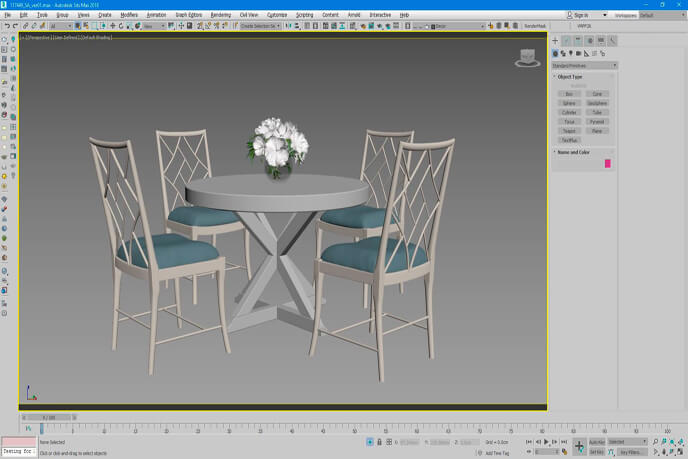 3ds max for product design