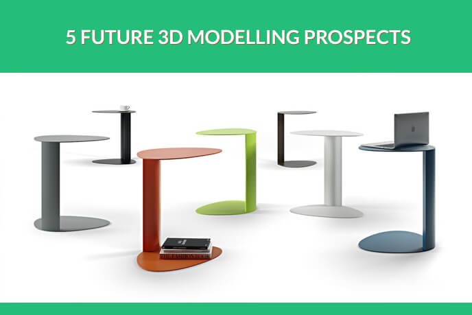 Future Of 3D Modelling: 3D Models For Ecommerce Use
