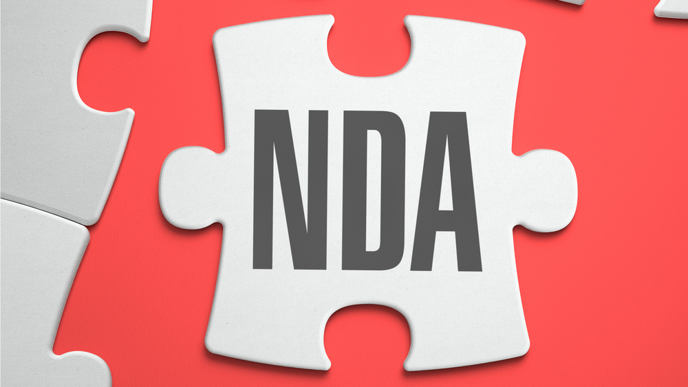 NDA As A Piece Of 3D Product Modeling