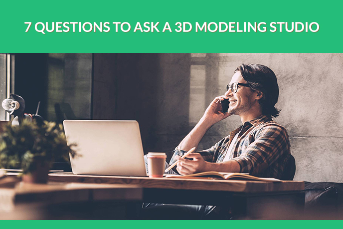 A Marketer Finding Out About 3D Product Modeling