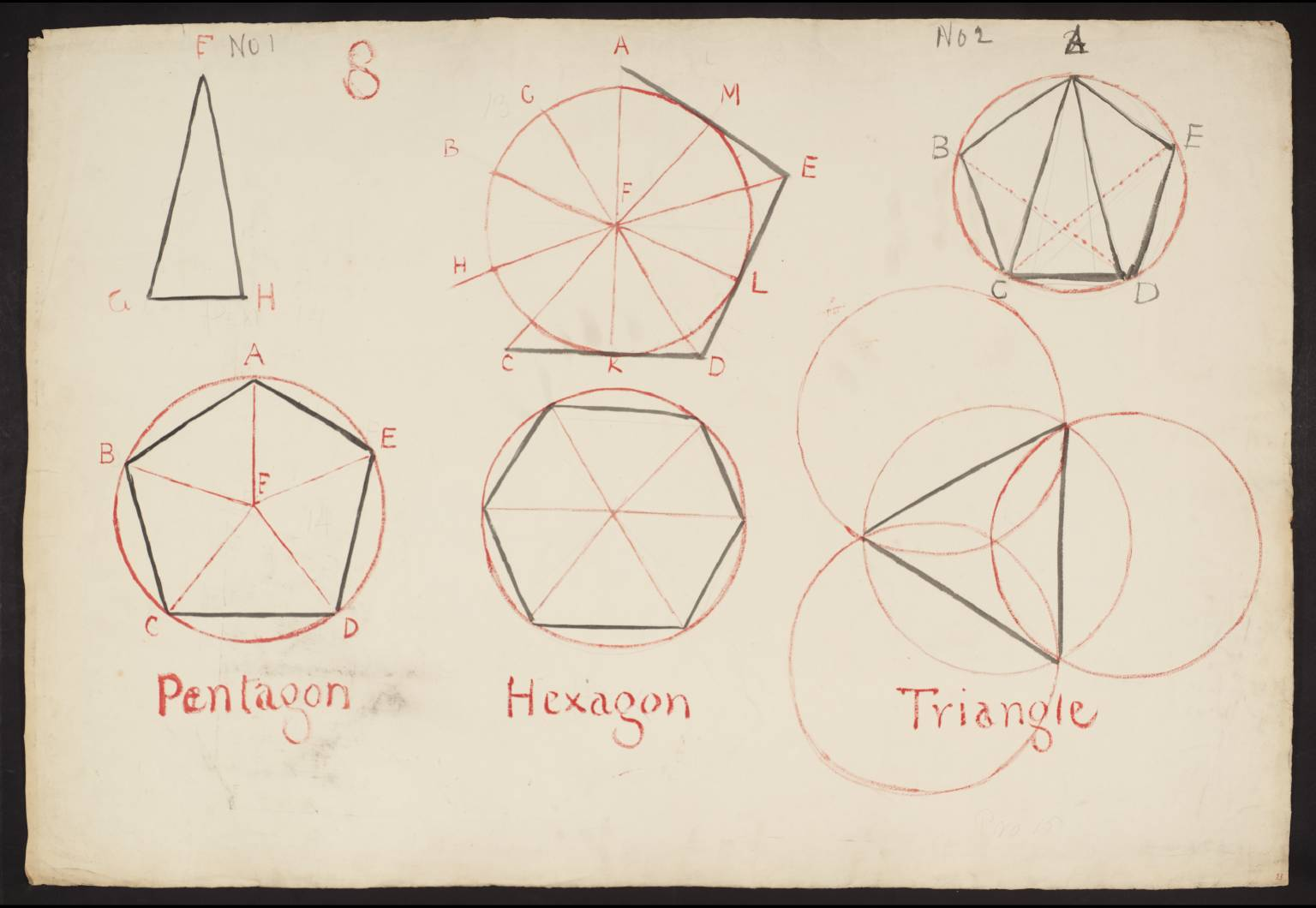 The Elements of analytical Geometry according to Euclid