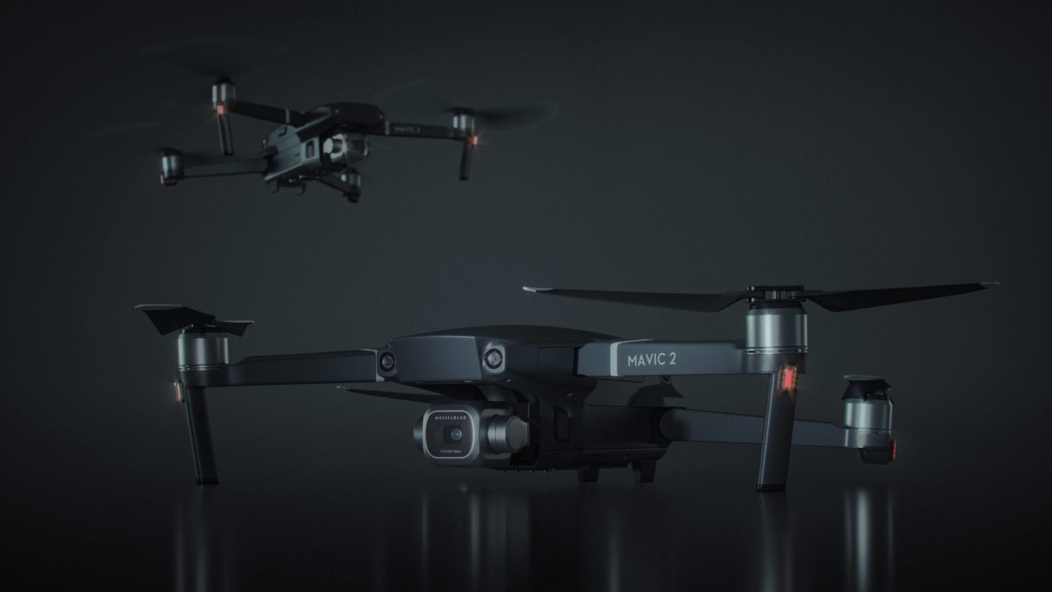 High-Quality 3D Modeling for a Drone