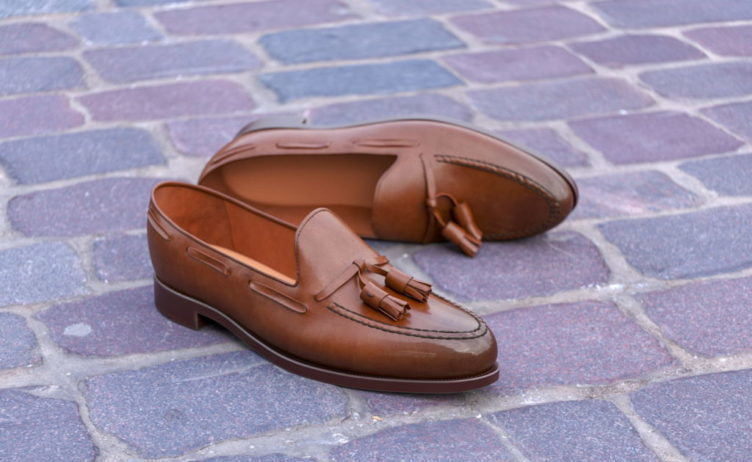 3D Modeled Photorealistic Loafers