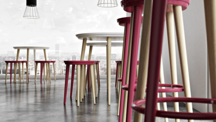 3D Modeling Of Chairs And Tables