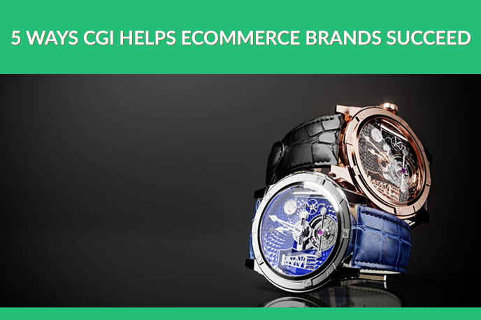 3D Product Model Of A Luxurious Watch Design