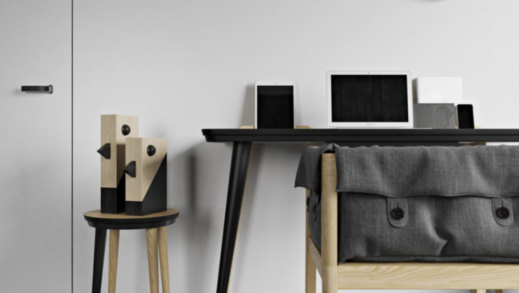 Realistic 3D Models of Furniture Shown in Context
