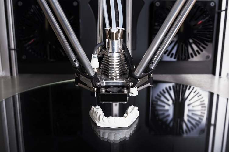 3D-Printed Prosthetic Jaw