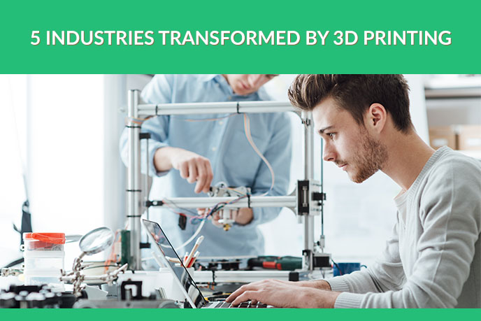 3D Printing Specialists at Work