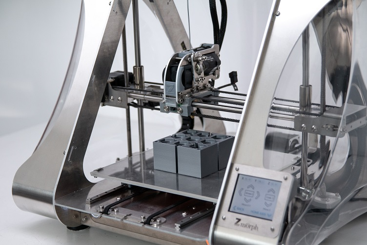 A Modern 3D Printer for Creating Clothes
