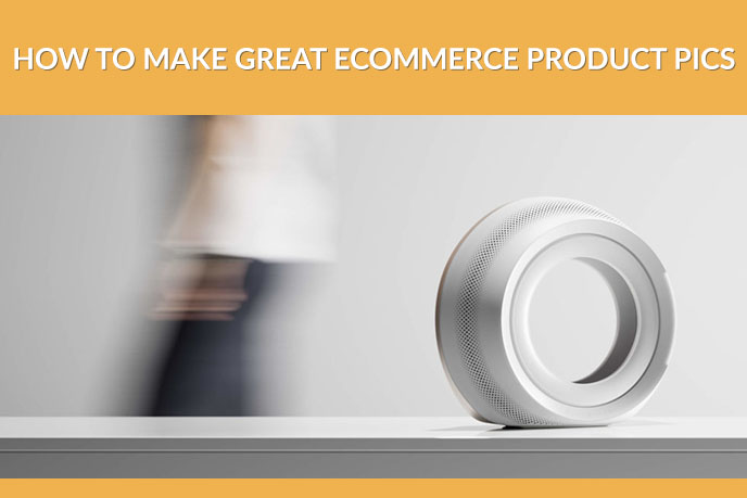 A 3D Rendering for a Speaker for Ecommerce Website