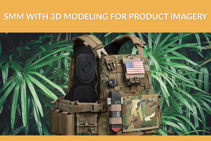 3D Modeling for Saving Money on SMM